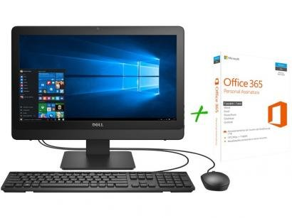 Computador All in One Dell iOne-3064-A20 - Intel Core i3 4GB 1TB LED +...