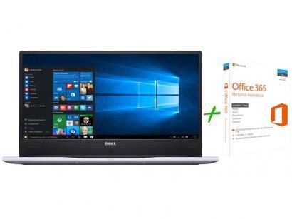 "Notebook Dell Inspiron i14-7460-A10S Intel Core i5 - 8GB 1TB LED 14""Windows 10..."