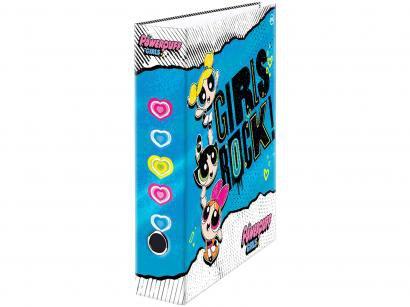 Pasta Arquivo Ofício 28,5x34,5cm DAC - As Meninas Super Poderosas Teen
