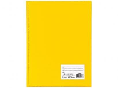 Pasta Catálogo 1028 - Amarela