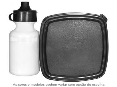 Lancheira Porto Papel Corte e Cole Térmica - Xeryus 3 Litros