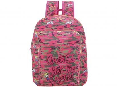 Mochila Escolar Xeryus Nick Retro - Teen 03