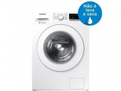 Lavadora de Roupas Samsung WW4000 - WW85J4273MW 8,5Kg Água Quente Painel Digital