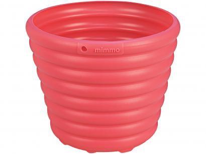 Cachepô/Vaso para Plantas 1,7L 16,2x13,5x16,2cm - Tramontina Sweet Garden Mimmo...