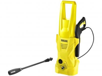 Lavadora de Alta Pressão Karcher K2 Portable - 1600 Libras 3m Jato Regulável...
