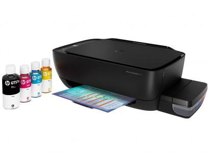 Impressora Multifuncional HP Ink Tank Wi-Fi 416 - Tanque de Tinta Wireless...