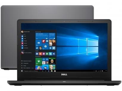 "Notebook Dell Inspiron 15 3000 i15-3576-A60C - Intel Core i5 8GB 1TB 15,6""..."