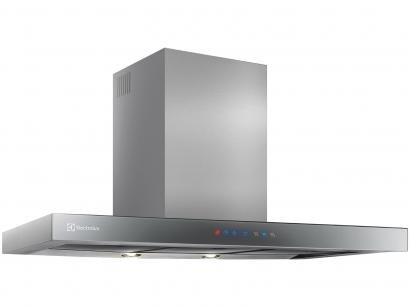 Coifa de Parede Electrolux Inox 90cm - 3 Velocidades Blue Touch 90CTS