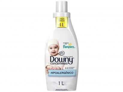 Amaciante Downy Suave e Gentil - Concentrado 1L