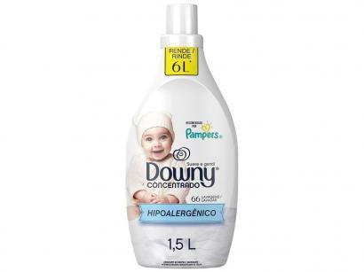 Amaciante Downy Suave e Gentil - Concentrado 1,5L