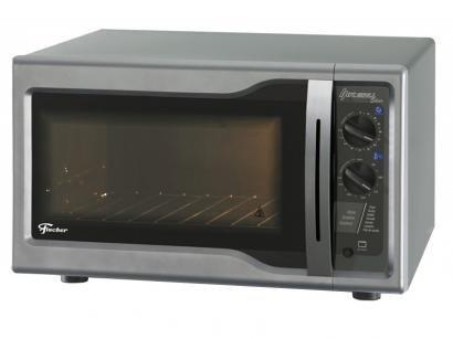 Forno Elétrico Fischer 44L - Hot Grill Silver 24038-54691