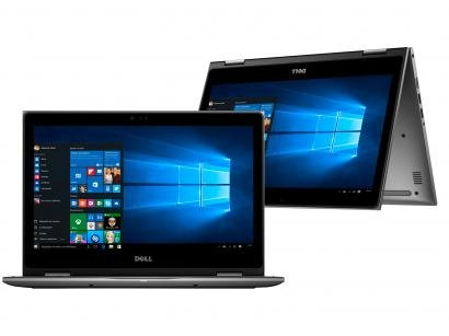 "Notebook 2 em 1 Dell Inspiron 13 i13-5378-B20C - Intel Core i5 8GB 1TB 13,3""..."