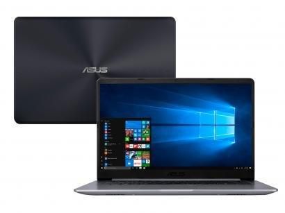 "Notebook Asus Vivobook X510UR-BQ292T Intel Core i7 - 8GB 1TB LED 15,6"" Full HD..."