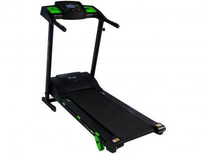 Esteira Eletrônica Dream Fitness Concept 2.1 - Dobrável com Inclinação Elétrica Vel Máxima 13km/h