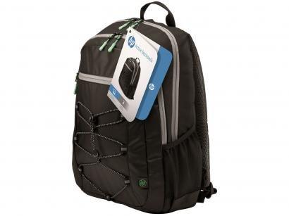 """Mochila para Notebook até 15,6"""" - HP Expedition"""