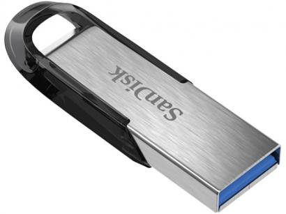 Pen Drive 128GB SanDisk Ultra Flair - USB 3.0 Até 15x Mais Rápido