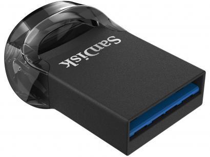 Pen Drive 32GB SanDisk Ultra Fit - USB 3.1 Até 15x Mais Rápido