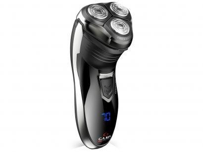 Aparelho de Barbear/Barbeador Elétrico Ga.Ma Italy - Precision Cut GSH930 Seco...