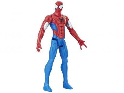 Boneco Spider Man Blindado Marvel - Titan Hero Series Hasbro