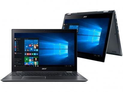 "Notebook 2 em 1 Acer Spin 5 SP515-51N-50BY - Intel Core i5 8GB 1TB 15,6"" Full..."