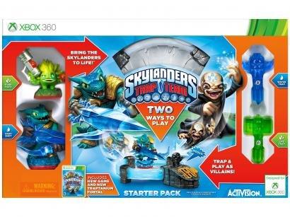 Skylanders Starter Pack Trap Team - para Xbox 360 Activision 2 Unidades