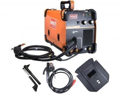 Inversora de Solda Mig Portátil Intech Machine - 160A SMIG160