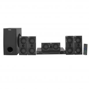 Home Theater Philco Bluetooth com DVD Karaokê 550W - 5.1 Canais HDMI PHT700BT