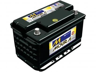 Bateria de Carro Moura 40Ah 12V Polo Positivo - 70KD