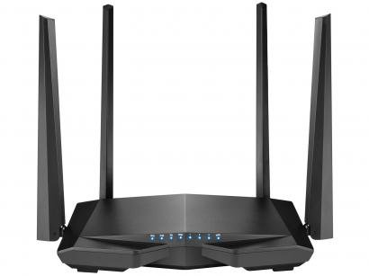 Roteador Wi-Fi Multilaser RE184 1200mbps - 4 Antenas 4 Portas