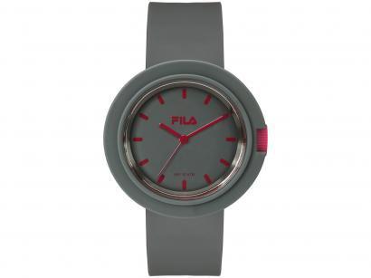 Relógio Unissex Fila Analógico International 2018 - Casual 109-005 Cinza