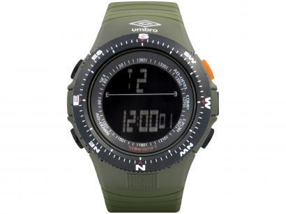 Relógio Unissex Umbro Digital - UMB-05-3 Verde