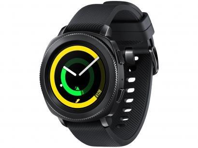 "SmartWatch Samsung Gear Sport 1,2"" Touch 4GB - Proc. Dual Core Wi-Fi NFC GPS..."
