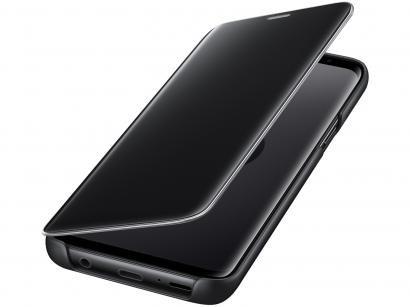 Capa Protetora Clear View Standing Cover - para Galaxy S9 Samsung