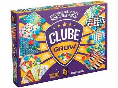 Jogo Clube Tabuleiro - Grow