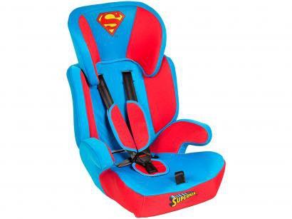 Cadeira para Auto Styll Super Homem - Altura Regulável para Crianças de 9kg até...