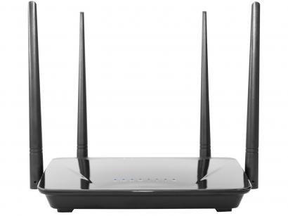 Roteador Wireless Intelbras ACtion R1200 - 867mbps 4 Antenas 3 Portas