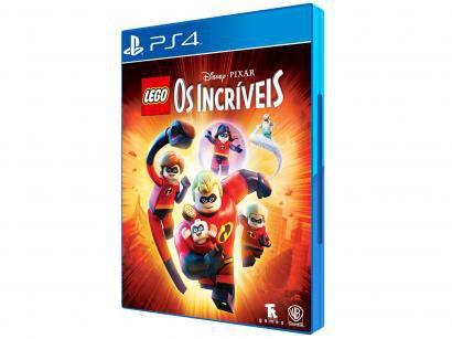 LEGO Os Incríveis para PS4 - Warner