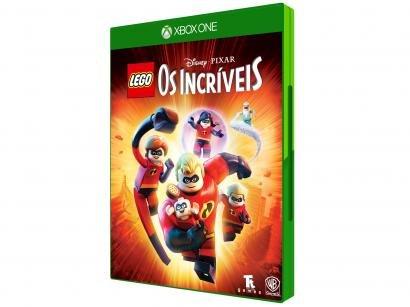 LEGO Os Incríveis para Xbox One - Warner
