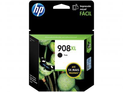 Cartucho de Tinta HP Preto - 908XL Original