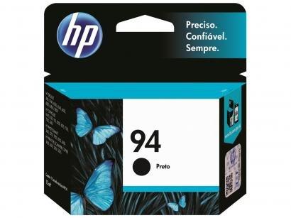 Cartucho de Tinta HP Preto - 94 Original