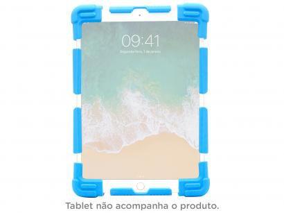 "Capa para Tablet Universal 9"" até 12"" Azul - Kids Geonav"