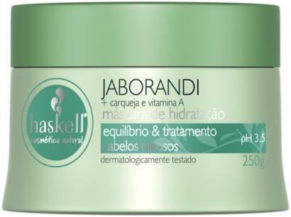 Máscara para Cabelo Hidratante Haskell Jaborandi - Equilíbrio & Tratamento...