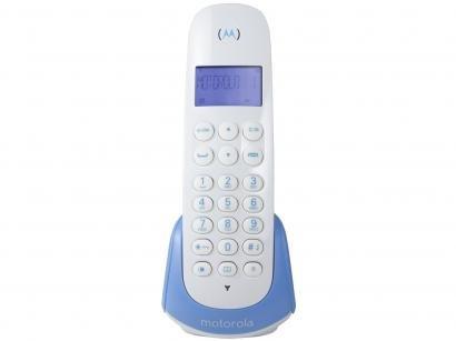 Telefone Sem Fio Motorola MOTO700-B - Identificador de Chamada Expansível Multi...