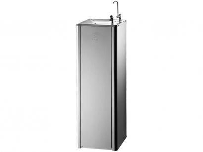 Bebedouro de Coluna Refrigerado por Compressor - Inox IBBL Puripress 40 64031001