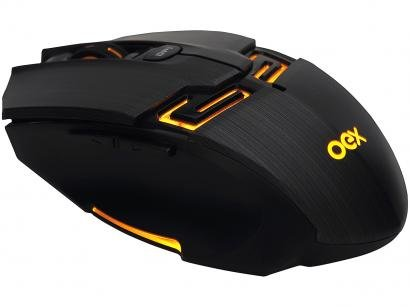 Mouse Gamer Sensor Óptico 4000dpi OEX - Killer MS312