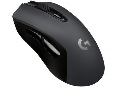 Mouse Gamer Sem Fio Sensor Óptico 12000dpi - Logitech G603