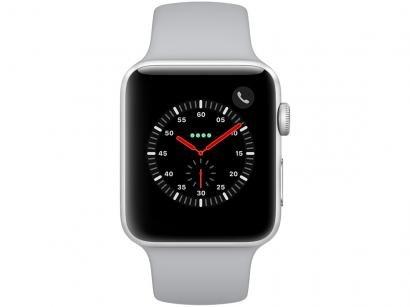 Apple Watch Series 3 GPS + Cellular 42mm Wi-Fi - Bluetooth Pulseira Esportiva...