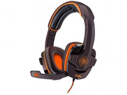 Headset Gamer para PC OEX - Target HS203