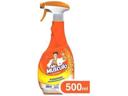 Desengordurante Mr Músculo Cozinha - 500ml