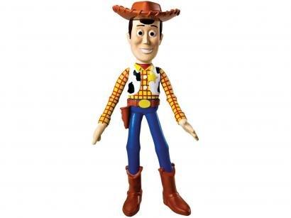 Boneco Woody Toy Story 23cm Lider Brinquedos